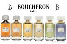 Boucheron La Collection De Parfums Fragrances - PerfumeMaster.org