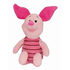 Pelucia-Leitao-35cm Cute Disney, Baby Disney, Peluche Lion, Disney Baby Nurseries, Piglet, Baby Boy Toys, Disney Stuffed Animals, Disney Plush, Anime Dolls