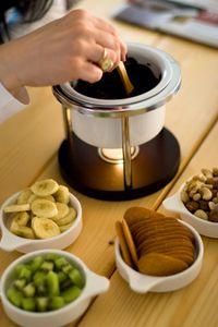 Favorite Chocolate Fondue Recipes