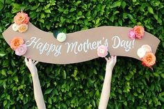 Homemade Mother's Day Crafts From Pinterest- Southernliving. Easy and sweet, these quick projects put a heartfelt spin on gifts and decor. If you're looking for a few new ideas to zhoosh up Mother's Day this year, we've got your back. Whether you're more of a casual breakfast-in-bed or festive brunch family (or both!), we've got a few DIYs that can make the whole day feel heartfelt and celebratory. All you need is a few craft supplies (and probably a little patience). Get to crafting!