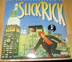#SlickRick The Great Adventures Of Slick Rick #DefJam Recordings LTD #Vinyl LP #ebay #uniqbeats