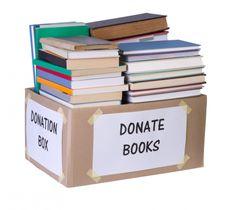 7 Bookish Charities