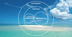The difference between focusing and witnessing. When to practice each.