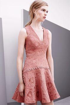 Amanda Nimmo for Rebecca Taylor Prefall 2014 collection
