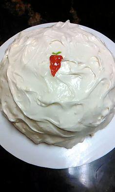 Carrot cake:)