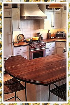 When you choose a wood kitchen countertop, there are three types of finishes that are most common. These are the natural finish, engineered wood look, and hard wood look. With all of these choices, you will want to know what is best for your home. First, you must consider what you will be using the wood for. This is important in determining the type of wood and the natural or engineered finish that will work best for you.