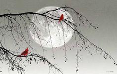 Moon Cardinals