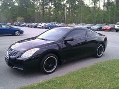 Used 2008 Nissan Altima 2.5 S Coupe for sale in , RIMS