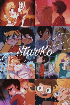Another Starco Edit (Not Mine) Cartoon Wallpaper Iphone, Cute Disney Wallpaper, Cute Cartoon Wallpapers, Aesthetic Iphone Wallpaper, Pink Clouds Wallpaper, Planets Wallpaper, Star E Marco, Disney Princess Drawings, Apple Watch Wallpaper