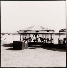 Long Beach Pike (carousel), from the Long Beach, California Documentary Survey Project