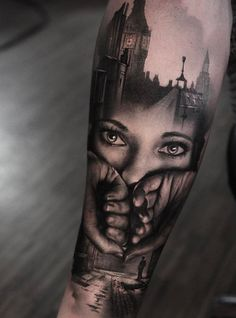 Thomas Carli jarlier > London #tattoo #ink #art