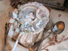 Vintage Baby Lollipop Card - Gunhild J. G. Bay - Stempelglede :: Design Team Blog