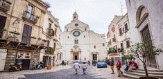 Bir Başka İtalya - Türk Hy. ile (BRI-VCE) - 7 Gece - Jolly Tur Bari, Road Trip, Street View, Road Trips