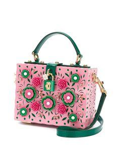 Designer Tote Bags - Designer Bags for Women Pink Handbags, Vintage Handbags, Tote Handbags, Purses And Handbags, Dolce & Gabbana, Dolce And Gabbana Purses, Pink Tote Bags, Tote Purse, Novelty Bags
