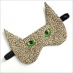 Маска для сна «Лео» Sleep Mask, Store, Gatos, Larger, Shop