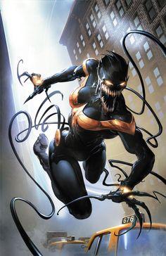 Drawing Marvel Comics Captain Marvel Venom by lionbadger on - Marvel Comics, Marvel Dc, Marvel Venom, Marvel Villains, Marvel Heroes, Anime Comics, Captain Marvel, Deadpool Wolverine, Venom Comics