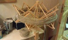 Rät & Avig: En Lovikkavante blir till... Mittens Pattern, Basket, Tips, Counseling