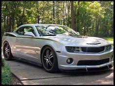 2010 Chevrolet Camaro SS  6.2/675 HP, 6-Speed #Mecum #Kissimmee #WhereTheCarsAre