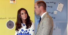 William & Kate attend Youthscape, a charity dedicated to helping  young people and taking part in talks about mental health & emotional well being across faith groups in the diverse community     .....  a little more important headline than a wardrobe repeat!!!