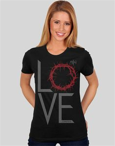 NOTW > Love Thorn > Girls Christian Shirts @ C28