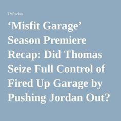 40 Best Misfit Garage images in 2016 | Garage, Misfits, Richard rawlings