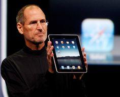 iPad de Steve Jobs é encontrado com palhaço após furto
