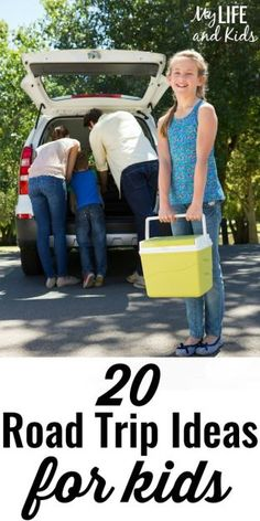 Everyone knows that a road trip can get expensive when it comes to mealtime. Try these road trip meals for kids when you head out on the open road and save! Road Trip With Kids, Family Road Trips, Travel With Kids, Family Travel, Family Getaways, Road Trip Activities, Road Trip Games, Summer Activities, Car Travel