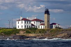 Beavertail Lighthouse  Jamestown, RI