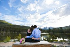 Elopement at Sprague Lake, Rocky Mountain National Park #elope