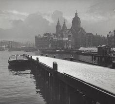 Kees Scherer   Amsterdam 1954-1958