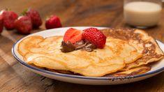 Süße Pfannkuchen vegan, ein leckeres Rezept aus der Kategorie Dessert. Bewertungen: 176. Durchschnitt: Ø 4,5.