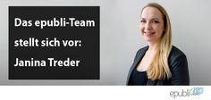 Das epubli-Team stellt sich vor: Janina Treder http://www.epubli.de/blog/janina-treder
