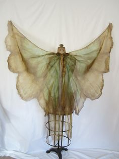 Fae Wings. Hey @Diane Z Cosgrove, these would be pretty for your ren-faerie…