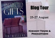 """#BookReview, #99cSale+10 Ebks #Giveaway(INT): Unexpected Gifts by @SarahMallery1 on Jsack's Mom's Blog """"After I read the book I wanted to read it again to absorb the content to memory. I give this book 5 stars for enthralling the reader right from the first chapter with delightful descriptions and I from drawing me into this secret ancestral world..."""" https://jsackblog.wordpress.com/2015/08/27/unexpected-gifts-blog-tour/ #HistoricalFiction #IndieAuthor #Recommended #NjkinnyToursPromo"""