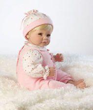 Adora Sweetheart, Charisma Dolls, Vinyl and Cloth Baby Doll,