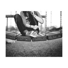 you have to say goodbye. ❤ liked on Polyvore