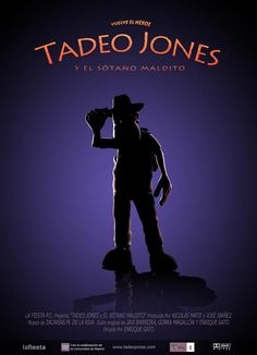 Tadeo Jones y el sótano maldito (2007) España. Dir: Enrique Gato. Animación. Curtametraxes. Comedia. Aventuras - DVD CINE 2437