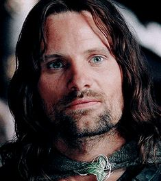 Aragorn + The King in the Golden Hall Fellowship Of The Ring, Lord Of The Rings, Viggo Mortensen Aragorn, Legolas And Aragorn, O Hobbit, Fiction Movies, Great Love Stories, Jrr Tolkien, Aragon