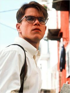 Matt Damon in The Talented Mr. Ripley