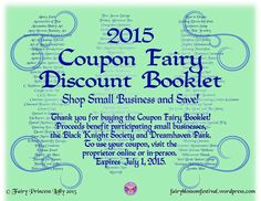 Items similar to Digital Discount eBook: Fairy Coupons to Fantasy Artist Shops and Faires on Etsy Festival Friends, Castle Project, Damsel In This Dress, Amy Brown, Digital Coupons, Renaissance Fair, Faeries, Booklet, Storytelling