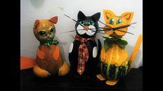 Jak zrobić koty z dyni - Pomysły plastyczne dla każdego