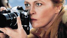 Nikon FM, Faye Dunaway in Eyes of Laura Mars