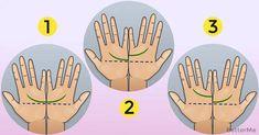 Złącz obie dłonie i zobacz jak układają się linie - To mówi o Tobie więcej niż myślisz!
