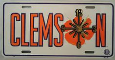 "1 , Tiger, Clock, on, "" CLEMSON, TIGERS "", Metal Signs,,15A6.8,,,SHIPPED USPS,,, ASTRODEALS,http://www.amazon.com/dp/B00FHACE3E/ref=cm_sw_r_pi_dp_QUxbtb0KTA02410K"