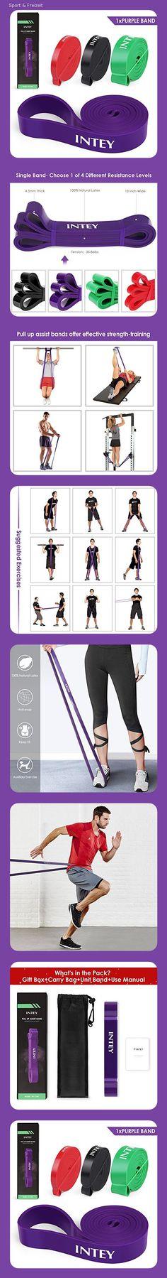 Widerstand Training Heavy Duty Bänder Schlauch Heimtrainer Fitness Premium