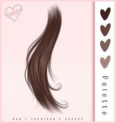 Face Proportions Drawing, Spy Girl, Hair Illustration, Palette Art, Hair Sketch, Hair Color Techniques, Digital Art Tutorial, Colour Pallete, Hair Painting