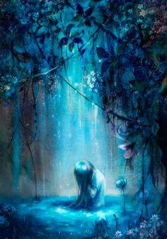 La chica del bosque