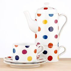 Polka Dot Tea For Two Set | World Market