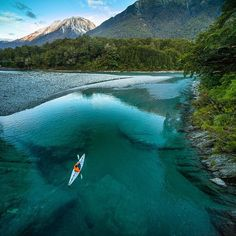 New Zealand. Photo by Chris Burkad