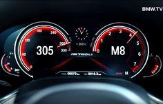 Die enorme Performance des neuen BMW M760Li xDrive steht im Fokus eines kurzen Vorstellungs-Videos von BMW TV. Die von einem mächtigen V12-Biturbo befeuert